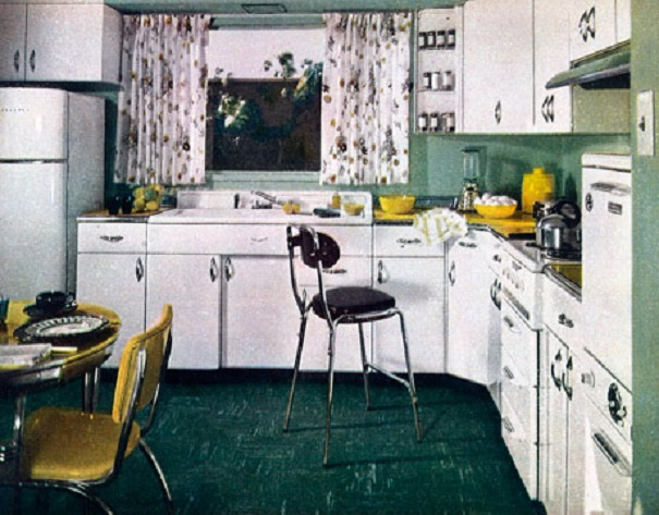 The family bowl fauxsuper blogs for 50 s style kitchen designs
